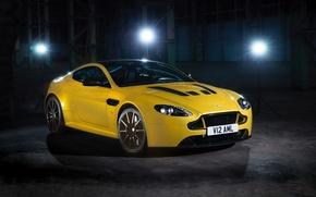 Picture Vantage, Aston, Martin, V12