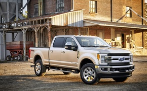 Picture Ford, Ford, pickup, Super Duty, F-350, Crew Cab, 2016