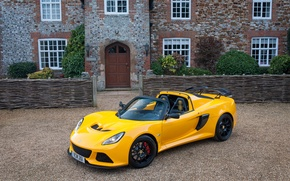 Picture house, Roadster, fence, Lotus, Requires, 2016, Sport 350