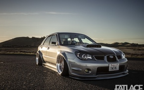 Picture turbo, subaru, japan, wrx, impreza, jdm, tuning, power, sti, low, stance
