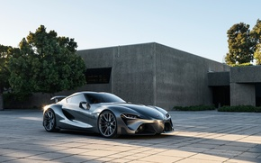 Picture Concept, Toyota, FT-1, Graphite