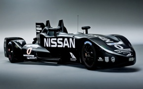 Picture Nissan, Nissan, the front, racing car, Experimental Race Car, Deltawing, DeltaWing
