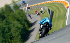 Picture Motorcycle, Racer, Speed, Turn, Sport, MotoGP, Road