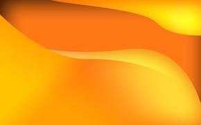 Picture sunshine, yellow, sun, orange, warm, absrtact