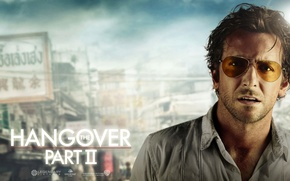 Wallpaper Bradley Cooper, bachelor party 2: from Vegas to Bangkok, the hangover part 2, bradley cooper, ...