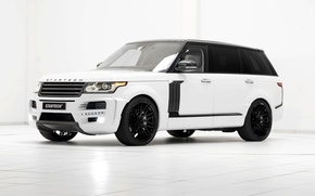 Picture sport, Range Rover, Sport, range Rover, LWB, Startech, 2015, L405