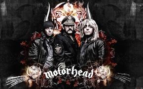 Picture England, Motorhead, Heavy Metal, Thrash Metal
