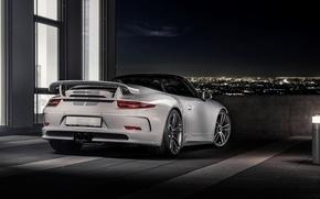 Picture 2015, Carrera, Cabriolet, TechArt, 991, Porsche, Porsche, 911, GTS