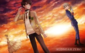 Picture anime, art, characters, Aldnoah Zero