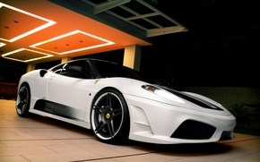 Wallpaper supercar, cars, auto, wallpapers auto, Wallpaper HD, Ferrari f 430