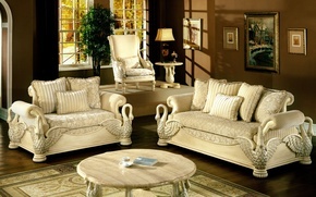 Picture design, style, interior, home, luxurious