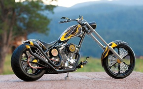 Picture Moto, design, custom bike