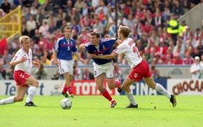 Picture France, Sport, Football, Euro, 2000, Legend, Zinedine Zidane, Zizou, Zinedine Zidane, Euro