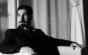 Wallpaper Serj Tankian, S.O.A.D, musician