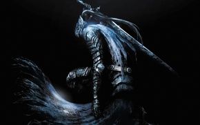 Wallpaper sword, armor, armor, knight, Dark Souls, Dark Souls: Prepare To Die Edition