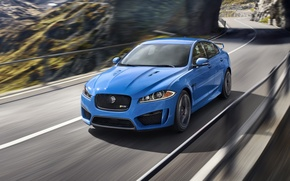 Picture car, Jaguar, xfr-s