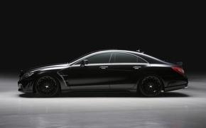 Picture Mercedes-Benz, CLS, class