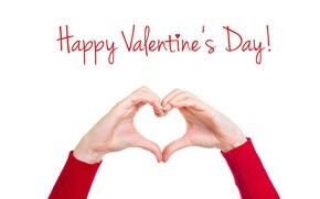 Picture Valentine's Day, hands, Valentine's day, heart