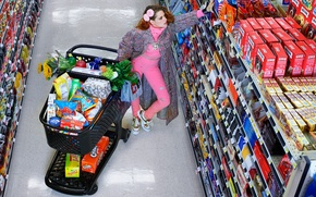 Picture Kristen Stewart, purchase, It, supermarket