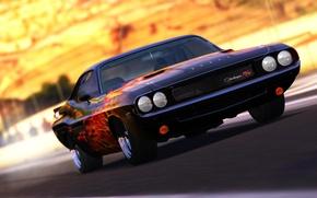 Picture Dodge, Challenger, Legend, Musclecar