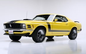Picture Mustang, Ford, Mustang, Boss 302, Ford, 1970