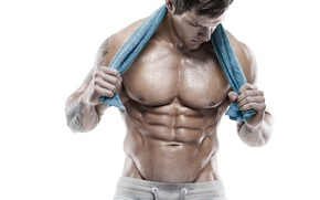 Wallpaper muscles, workout, towel, arms, abs