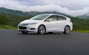 Picture Concept, 2008, Honda, Honda, Insight, hybrid, 5-door, hatchback, hatchback, quintuple, the five-door, compact car, 5-passenger