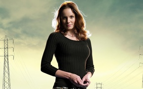 Picture actress, the walking dead, the walking dead, Sarah Wayne Callis, Sarah Wayne Callies