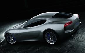 Picture Maserati, concept, coupe, alfieri