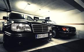 Picture mercedes-benz, e500, w124, 560sec