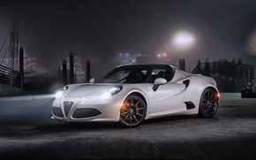Wallpaper Spider, 2015, 960, Alfa Romeo, US-spec, Alfa Romeo