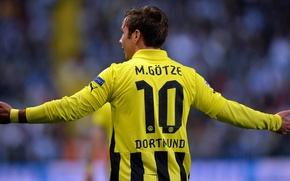 Picture football, Mario Gotze, Borussia Dortmund