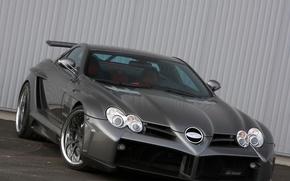 Picture McLaren, SLR, Mercedes, 2009, FAB Design