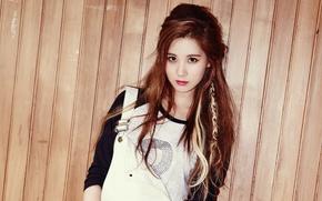 Picture Asian, Kpop, Singer, Girls' Generation, Seohyun, Korean, Taetiseo, Beauty. Girl