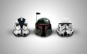 Wallpaper Star Wars, icons, hats
