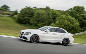 Picture Mercedes, Mercedes, AMG, AMG, 2014, W205, C 63 S