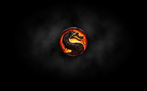 Picture background, dragon, mortal Kombat, Mortal kombat