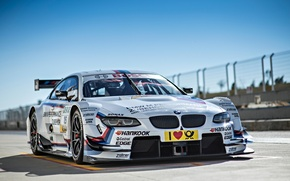 Picture BMW, Car, Race, Front, Day, DTM, Track