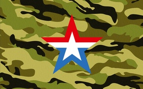 Wallpaper Russia, Army, Camouflage, Sign, Emblem