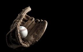 Wallpaper sport, the ball, baseball