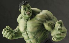 Picture Hulk, design, Marvel, details, doll, high quality