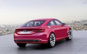 Picture Concept, Audi, Sportback, 2014