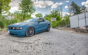 Picture Mustang, Ford, 5.0, Stance, Low, pneuma