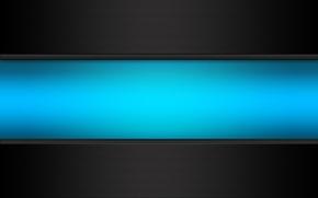 Picture blue, neon, mezzanine