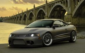 Picture Mitsubishi, bridge, Eclipse, 1997–2000
