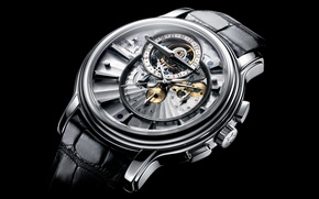 Picture time, watch, zenith