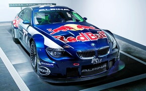 Picture BMW, BMW, Coupe, GT3, E63, Alpina
