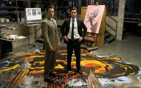 Wallpaper the series, Heroes, workshop, Heroes, Petrelli