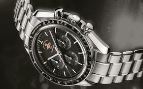 Picture watch, 1957, OMEGA, Speedmaster