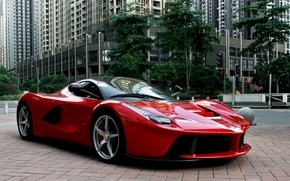 Picture Ferrari, supercar, Italian, F70, 2013, LaFerrari, F150, hybrid